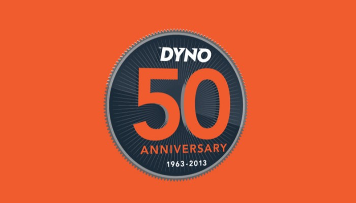 DYNO 50th Anniversary